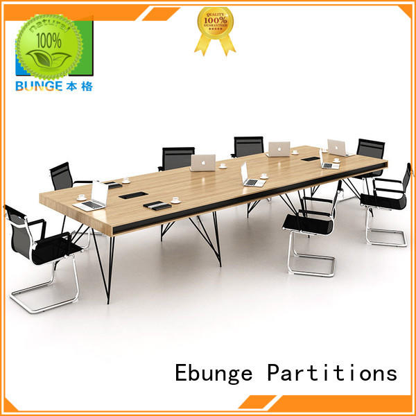 EBUNGE modern meeting room table factory for office