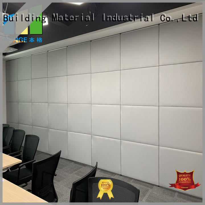 EBUNGE partition wall material factory direct supply
