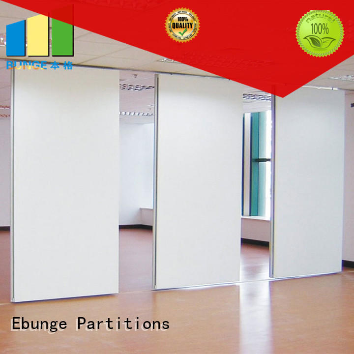 EBUNGE high quality wall divider design supplier for auditorium