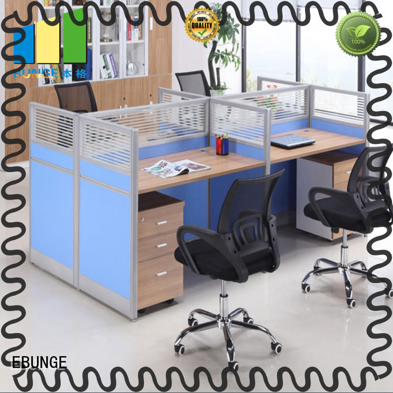 wooden office workstation desk factory direct supply for office