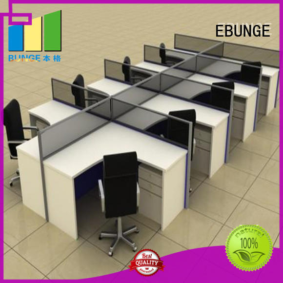 EBUNGE contemporary office desk supplier for conference room