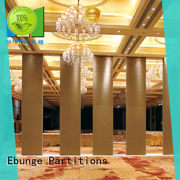 modern temporary partition wall series for restaurant
