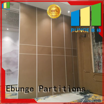 EBUNGE professional folding partition walls for home supplier for office