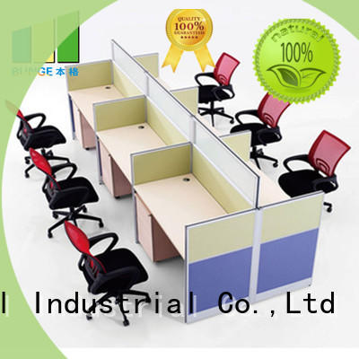 contemporary pc workstation desk factory direct supply for conference room