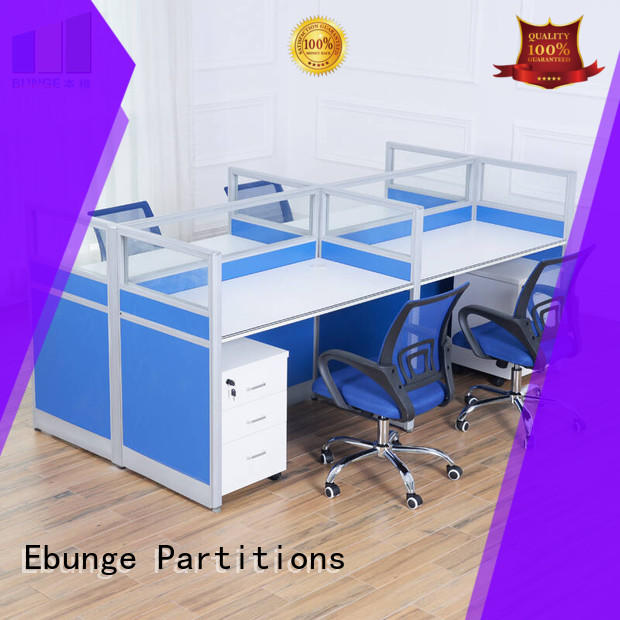 EBUNGE office workstation customized for bank