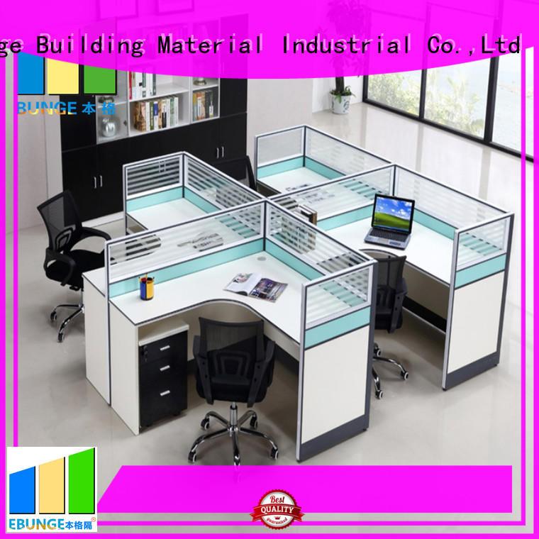 EBUNGE modular workstation furniture customized for work