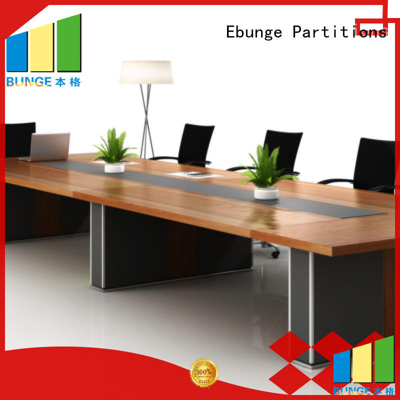 EBUNGE office conference table manufacturer for work