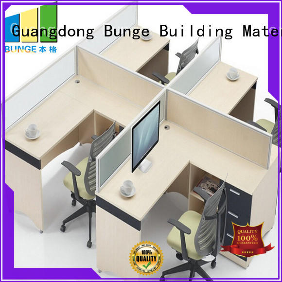EBUNGE high quality cubicle furniture wooden for meeting room
