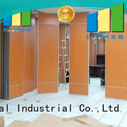 EBUNGE interior partition customized for work
