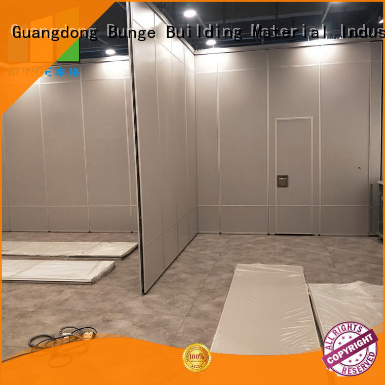 EBUNGE folding operable wall directly sale for conference room