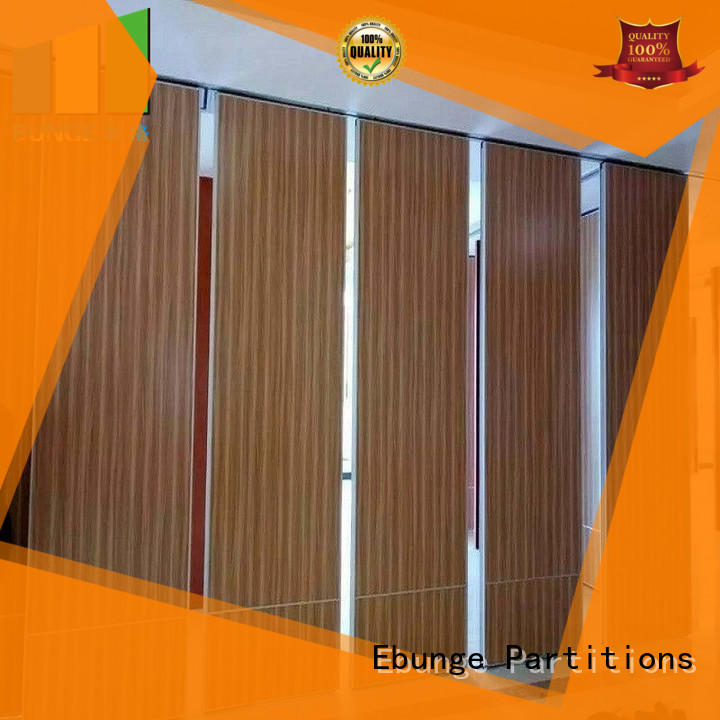 EBUNGE movable walls supplier for banquet hall