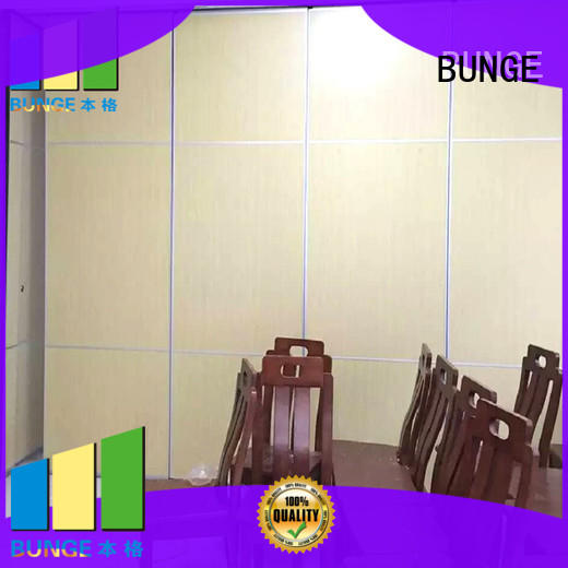 BUNGE movable partition