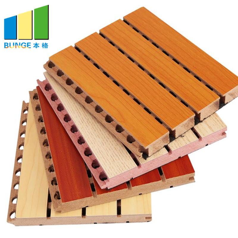 Bunge-High-quality Soundproof Wall Panels | Bunge Soundboard Panels-1