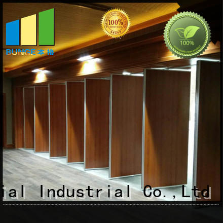 lightweight movable partition wall factory direct supply for conference room
