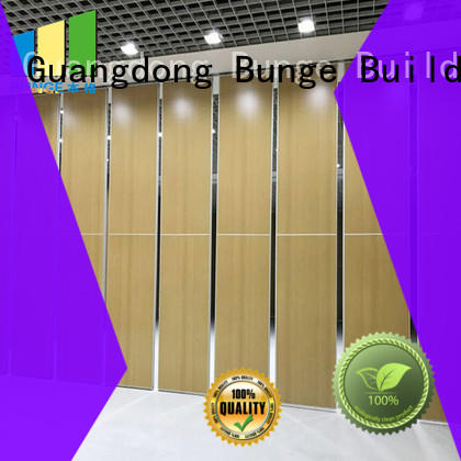 EBUNGE professional folding wall divider factory direct supply for office