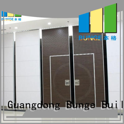 meeting movable office divider folding panel partition Bunge Brand