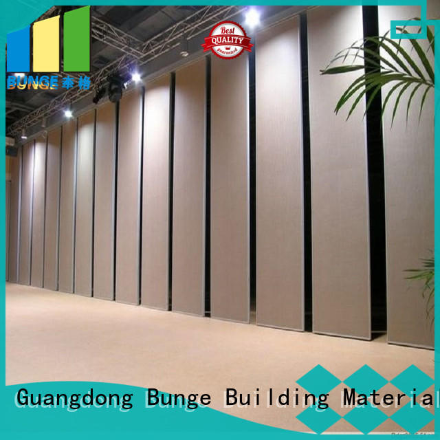 acoustic commercial room dividers series for shop