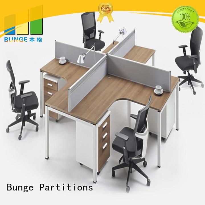 EBUNGE melamine modular office furniture series for boardroom