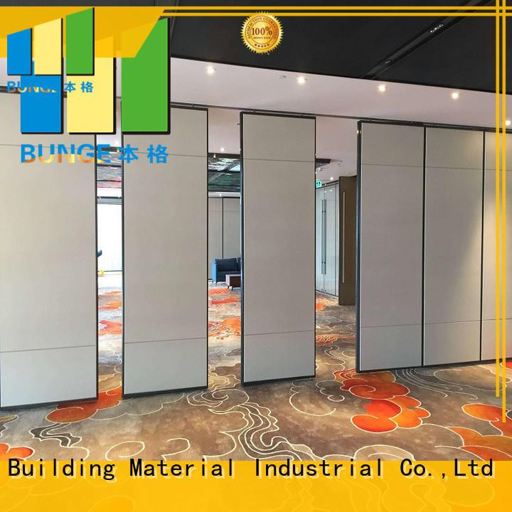 EBUNGE interior partition supplier for work