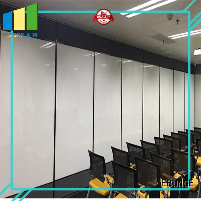 EBUNGE interior partition customized for office