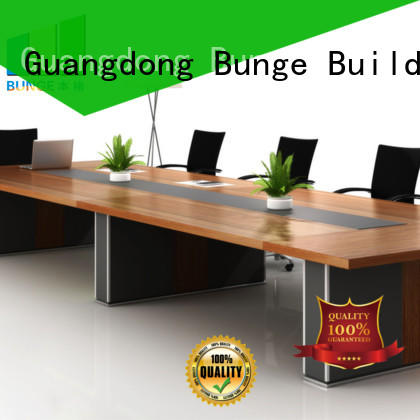 EBUNGE metal structure conference table factory price for boardroom