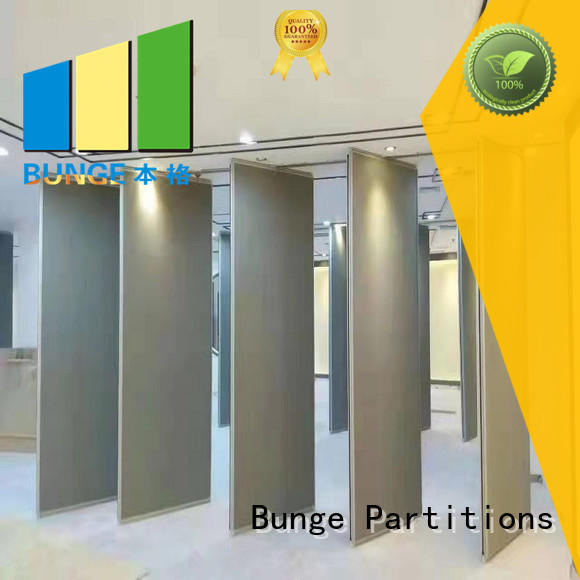 EBUNGE movable partition
