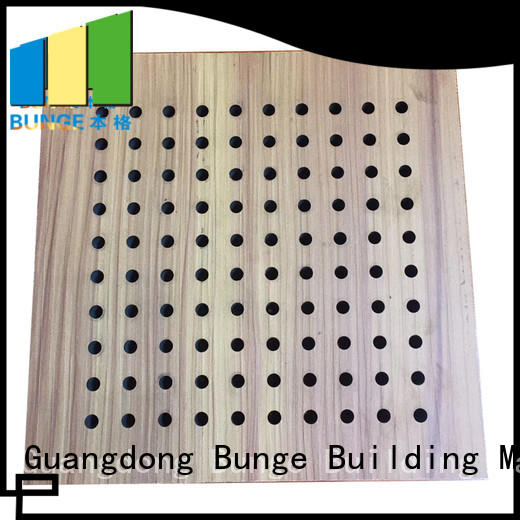sound suppression panels mm materiral Bunge Brand sound deadening panels