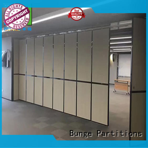 flexible operable partition walls manufacturer for conference room
