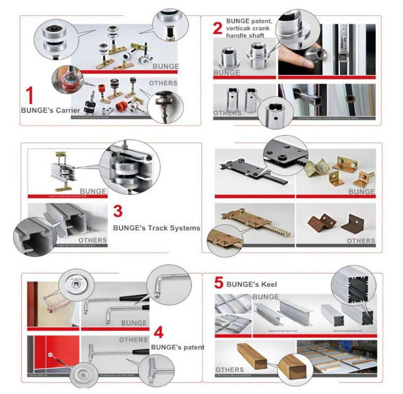 EBUNGE wall divider design manufacturer for restaurant-3