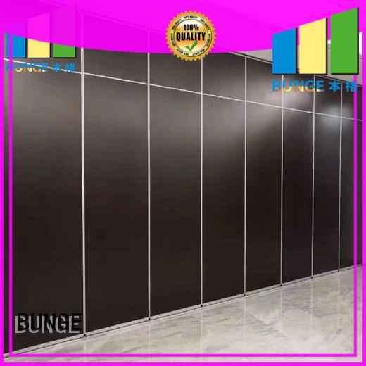 BUNGE movable partition