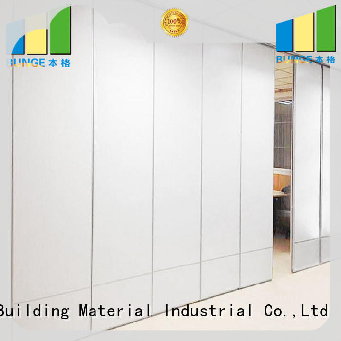 EBUNGE operable wall factory direct supply