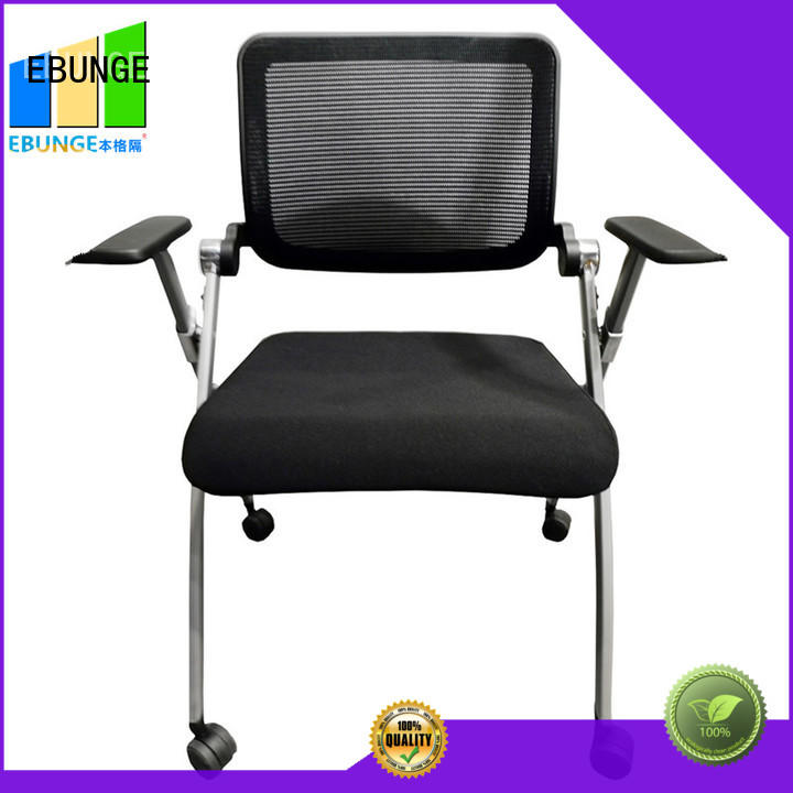 EBUNGE ergonomic desk chair factory direct supply for meeting room