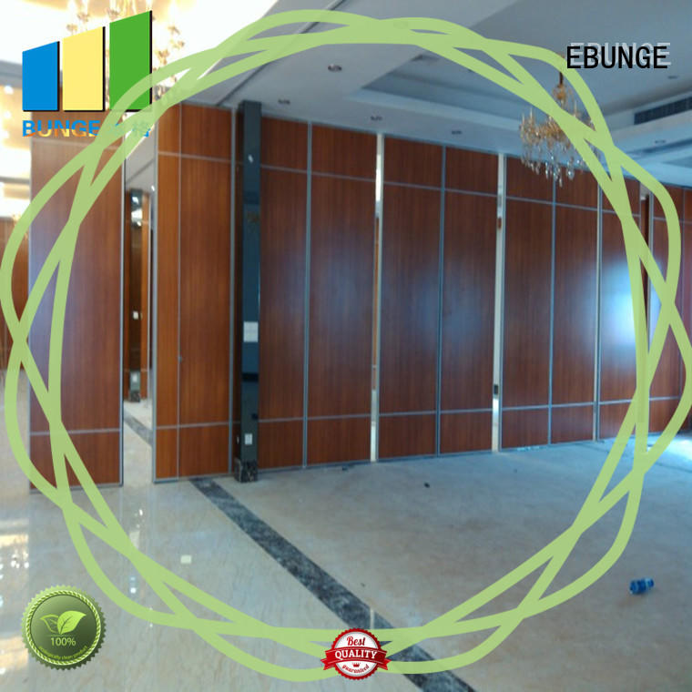 decorative sliding wall panels directly sale for meeting rooms