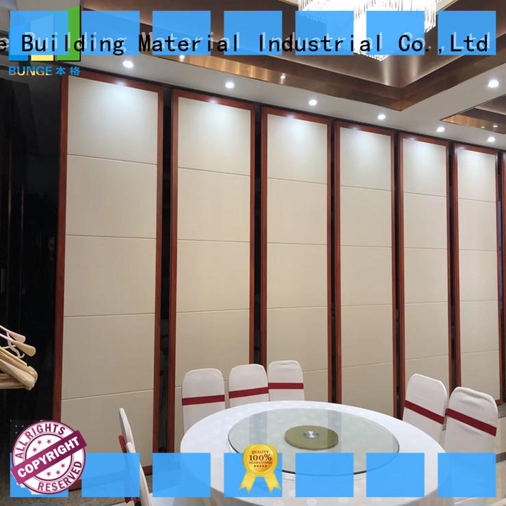 style foldable partition doors frame EBUNGE