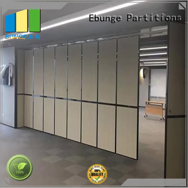 popular partition wall types factory price for restaurant