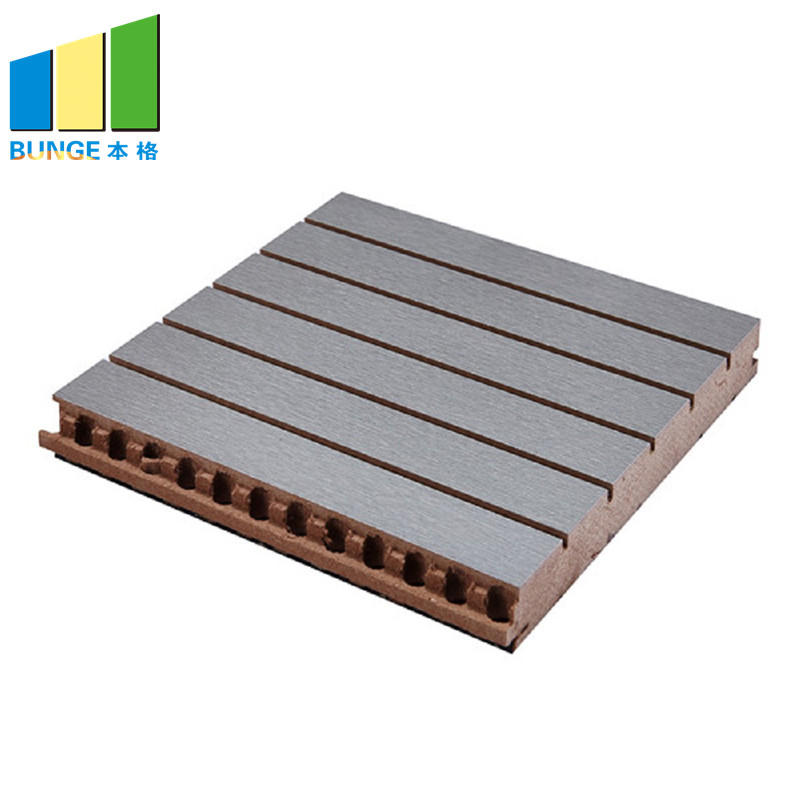 Bunge-Find Sound Absorbing Panels Sound Diffuser Mdf Board