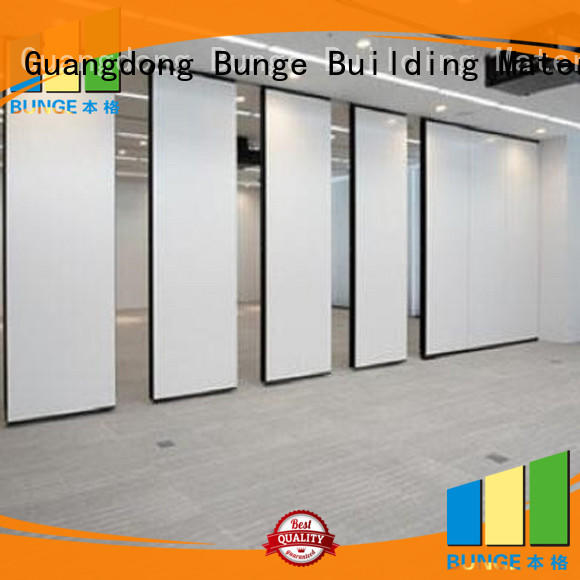 EBUNGE high quality conference room dividers customized for work