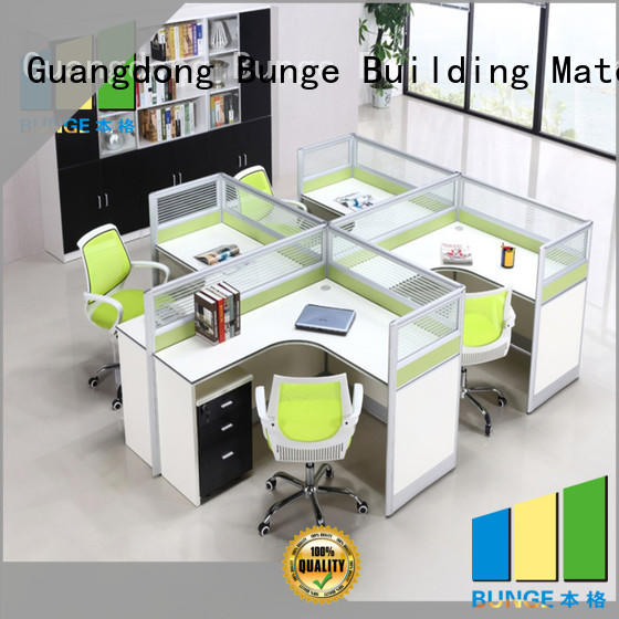 EBUNGE contemporary office workstation customized for office