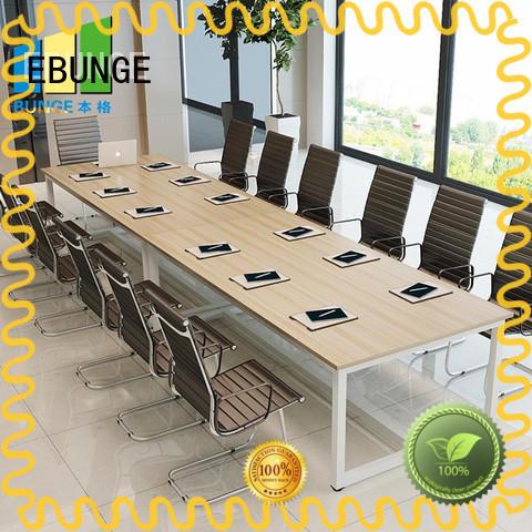 EBUNGE cubicle desk supplier for conference room