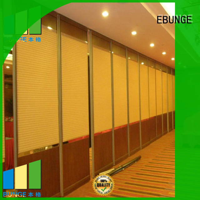 residential movable walls for office EBUNGE