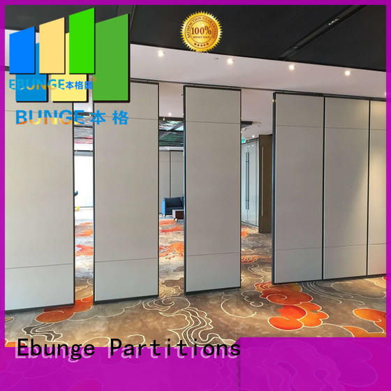 EBUNGE hall partition factory price for meeting room