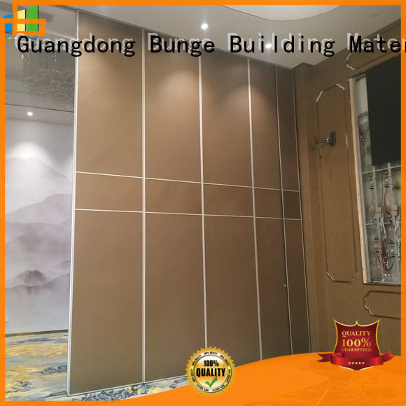 folding room partitions for banquet hall EBUNGE