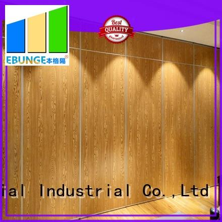 modular movable walls factory direct supply for restaurant