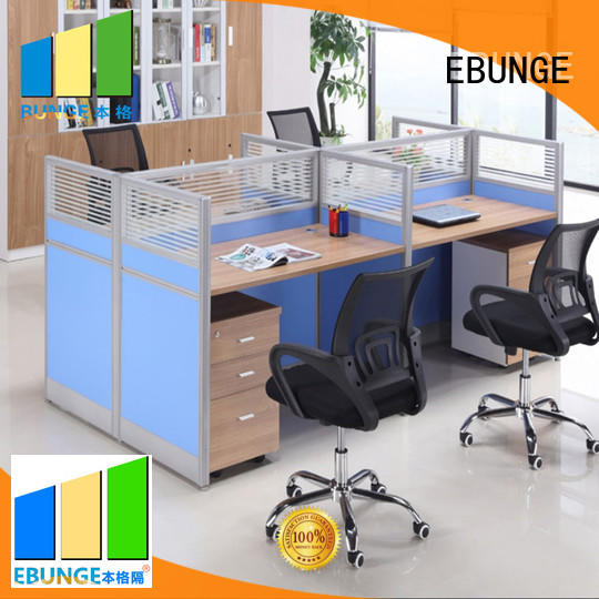 EBUNGE wooden partition wall