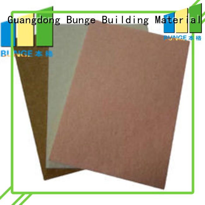 fabric 100 affordable acoustic panels colorful material Bunge Brand