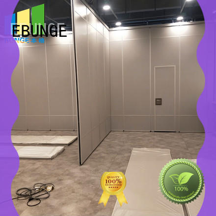 EBUNGE convenient operable door systems manufacturer for hotel